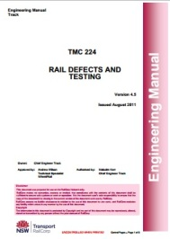 Rail defects Handbook ASA 3